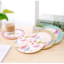 (BC-PM1025) High Quality Reusable Tableware Melamine Plate
